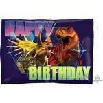 Anagram BALLON MYLAR 18PO - JURASSIC WORLD (HAPPY BIRTHDAY)