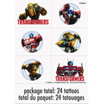 Unique TATOUAGES (24) - TRANSFORMERS