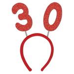 Beistle Co. SERRE-TETE ROUGE 30 ANS