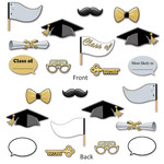 Beistle Co. ACCESSOIRES PHOTO BOOTH GRADUATION