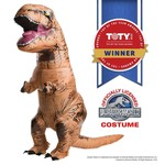RUBIES COSTUME ADULTE  T-REX GONFLABLE - STD