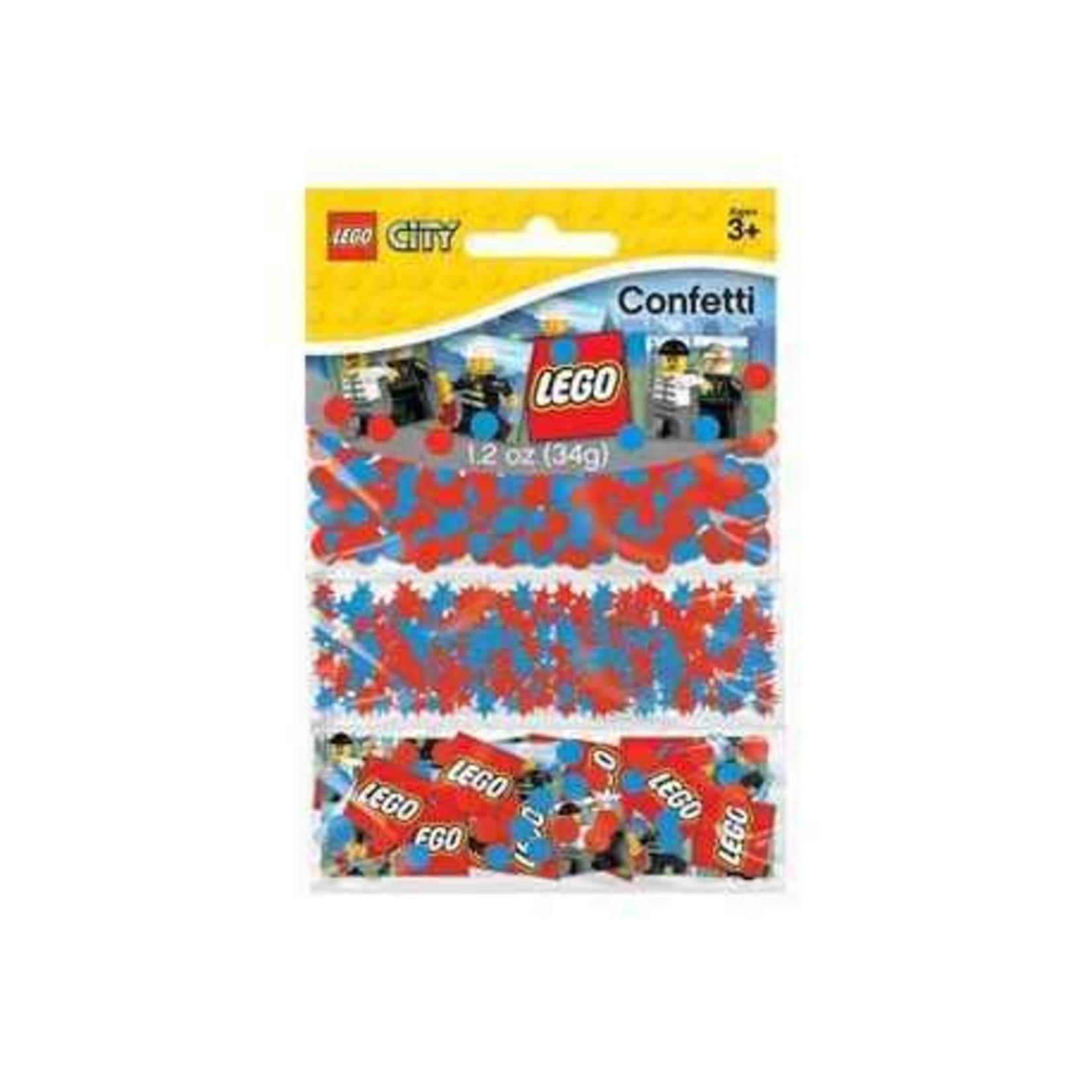 Amscan CONFETTIS LEGO