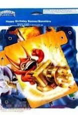 Amscan BANNIERE SKYLANDERS HAPPY BIRTHDAY