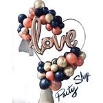 PARTY SHOP MONTAGE DE BALLON #49 - ALL MY LOVE