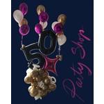 PARTY SHOP MONTAGE DE BALLON #51 - MAGNIFICO 50