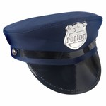 Amscan CHAPEAU DE POLICE DELUXE POUR ENFANT