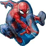 Anagram BALLON MYLAR SUPERSHAPE - SPIDER-MAN
