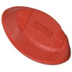 Beistle Co. CONTENANT EN PLASTIQUE 12'' - FOOTBALL