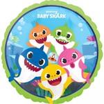 Anagram BALLON MYLAR 18PO - BABY SHARK