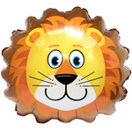 Qualatex BALLON MYLAR SUPERSHAPE - LION