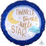 Anagram BALLON MYLAR  18PO - TWINKLE TWINKLE LITTLE STAR