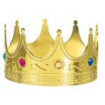 Amscan COURONNE ROYALE - OR