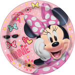 Unique ASSIETTES 9PO (8) - MINNIE MOUSE