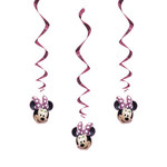 Unique DÉCORATIONS SUSPENDUES (3) - MINNIE MOUSE