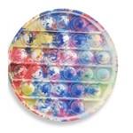 Handee Products JOUET SENSORIEL PUSH AND POP - PAINT SPLATTER CERCLE