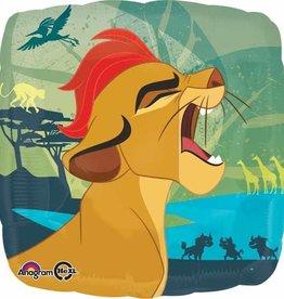 Anagram BALLON MYLAR 18PO THE LION GUARD