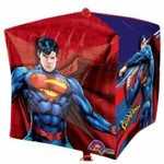Anagram BALLON MYLAR CUBEZ SUPERMAN