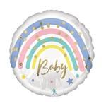 Anagram BALLON MYLAR 18PO - ARC-EN-CIEL BABY