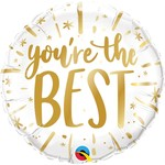 Anagram BALLON MYLAR 18PO - YOU'RE THE BEST