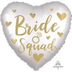 Anagram BALLON MYLAR 18PO - BRIDE SQUAD
