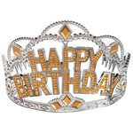 Unique TIARE - HAPPY BIRTHDAY
