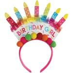 Amscan SERRE-TÊTE - BIRTHDAY GIRL