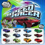 Groupe Ricochet MINI VOITURES SPEED RACER ASSORTIES