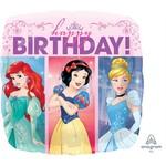 Anagram BALLON MYLAR 18 PO - HAPPY BIRTHDAY PRINCESSES
