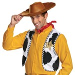 Disguise KIT D'ACCESSOIRES ADULTE TOY STORY 4 - WOODY