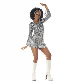 California Costumes COSTUME DISCO DIVA