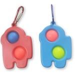 Handee Products PUSH N' POP MINI ROBOT