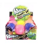 Handee Products BALLE 9CM SQUISHY (NON LUMINEUSES) - COULEURS ASSORTIES