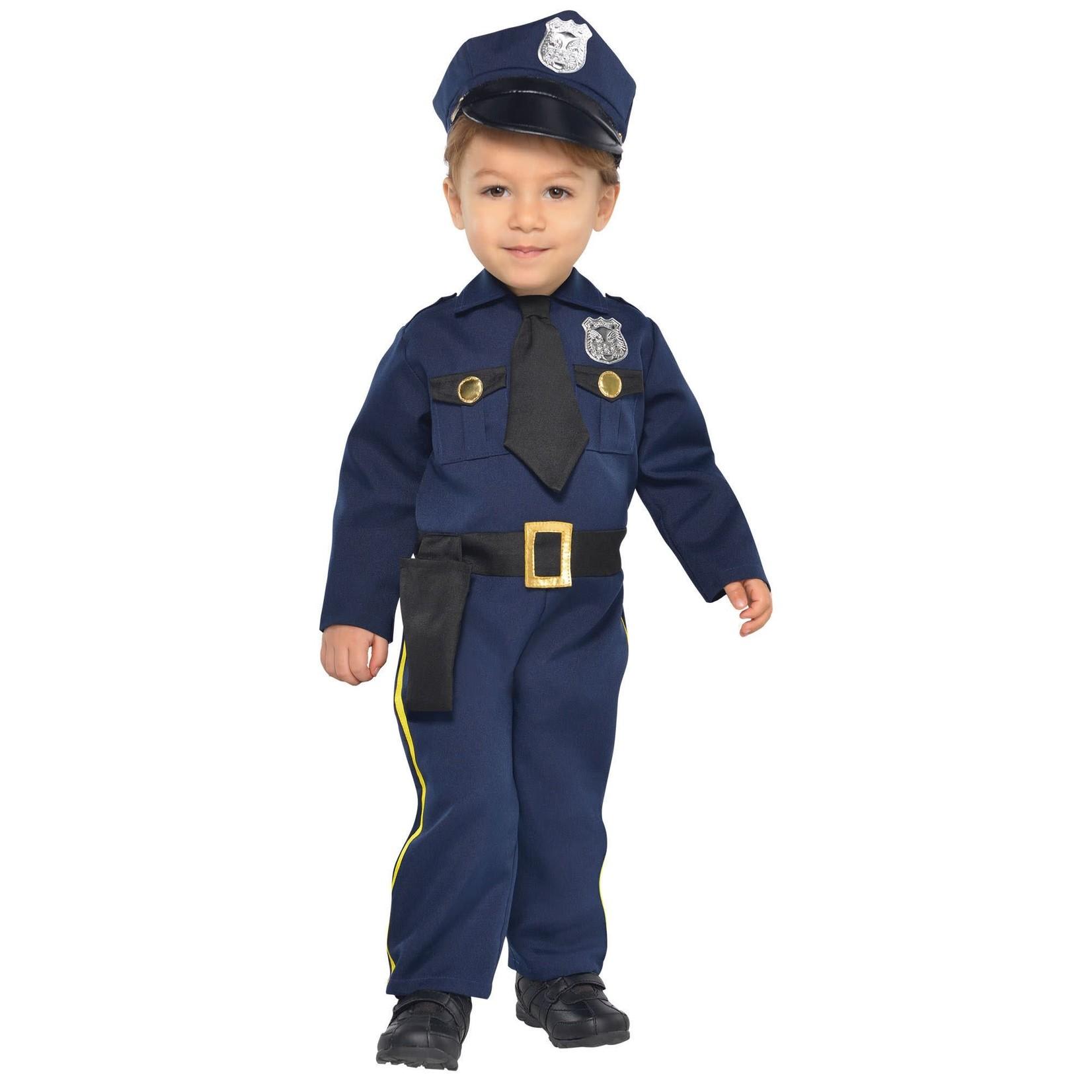 Amscan COSTUME BAMBIN POLICE RECRUE