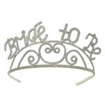 Beistle Co. TIARE - BRIDE TO BE