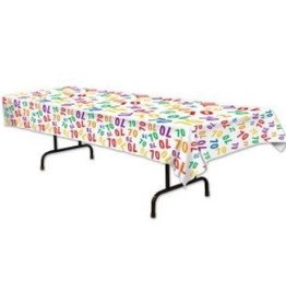 Beistle Co. 70  Tablecover