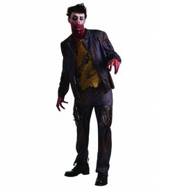 RUBIES COSTUME ADULTE ZOMBIE SHAWN
