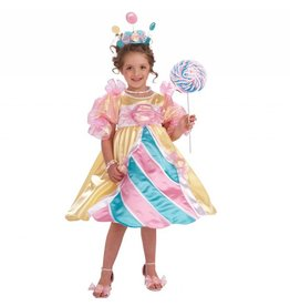 RUBIES COSTUME ENFANT PRINCESSE BONBON