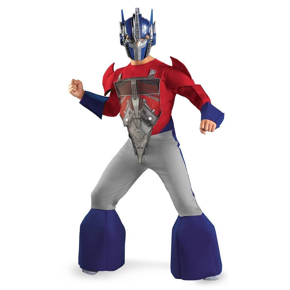 Disguise Costume Optimus Prime Party Shop