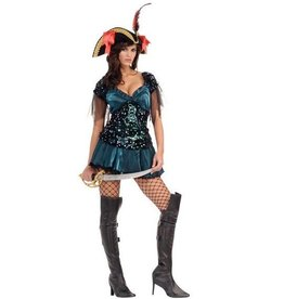 RUBIES *COSTUME PIRATE DES HAUTES MERS