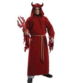 RUBIES *COSTUME FULL CUT DEVIL