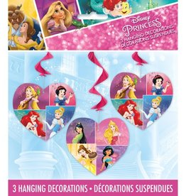 Unique DÉCORATIONS SUSPENDUES - PRINCESSES DISNEY