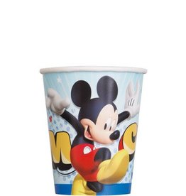 Unique VERRES 9OZ (8) - MICKEY MOUSE