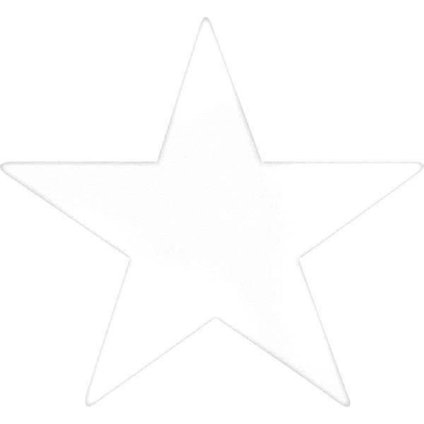 Amscan DÉCOUPAGE ÉTOILES 9PO (5) -