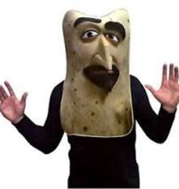 Rasta Imposta Sausage Party - Lavish Flatbread Mask