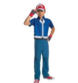 RUBIES COSTUME ENFANT ASH - POKEMON