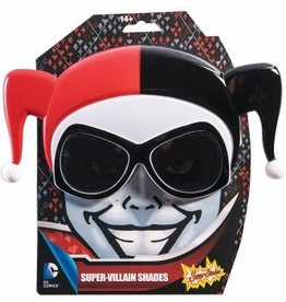 Forum Novelty LUNETTES SUNSTACHES HARLEY QUINN