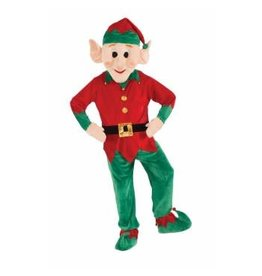 Forum Novelty COSTUME ADULTE MASCOTTE LUTIN - STD