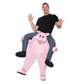 "Forum Novelty COSTUME ADULTE ""À DOS DE COCHON"" - STD"