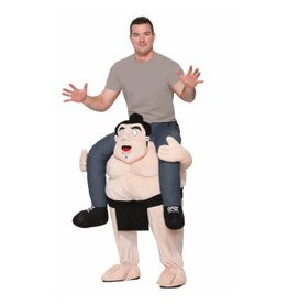 "Forum Novelty COSTUME ADULTE ""À DOS DE SUMO"" - STD"