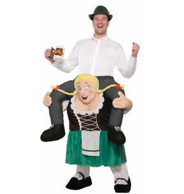 Forum Novelty ADULT COSTUME - BEER MAIDEN RIDE-ON - STD